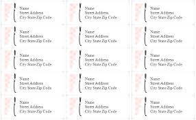 Address Labels 30 Per Page Avery Labels 30 Per Sheet Address Label Templates Per Sheet Address