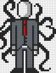 Pixel Character Template Minecraft Pixel Art Template Maker Wilkesworks