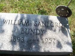 william sanford bundy