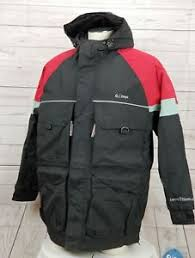 Details About Arctic Shield Onyx Mens Large Waterproof Insulated Winter Jacket Parka Coat