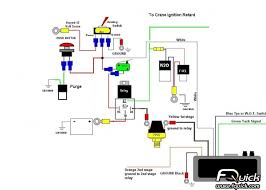 nitrous system wiring and information single stage purge digital window switch fpss and 12v timing retard · two