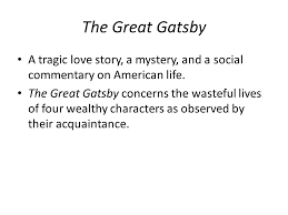 the great gatsby by f scott fitzgerald fitzgerald and the jazz  3 the great gatsby