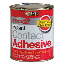 everbuild stick all purpose instant contact adhesive ml stick 2 all purpose instant contact adhesive 750ml