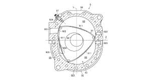 mazda patents show rotary engine for range extended ev autoblog design could improve rotary s weaknesses of fuel economy emissions