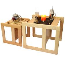 multifunctional furniture table. 3 in 1 childrens multifunctional furniture set of 2 one small chair or table and large beech wood natural l