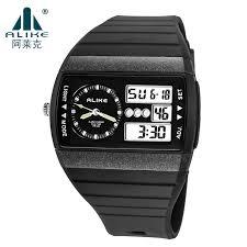 online get cheap mens left handed watches aliexpress com alike luxury fashion men waterproof left hook hand digital quartz watch k48 mainland