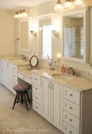 custom makeup vanity sets. bathroom vanity with makeup counter | granite orange county, ny and beyond custom sets