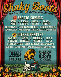 The atlanta jazz festival is regarded as one of the country's largest free jazz festivals. Shaky Boots Music Festival 2020 Music Festival Wizard