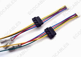 connector electrical wire harness grommet ul 110 187 250 connector electrical wire harness grommet ul3385 20awg