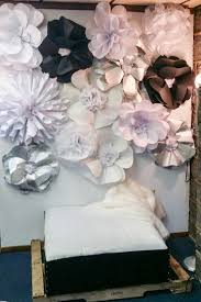 on paper flower wall art tutorial with diy 3d paper flower wall tutorial youtube