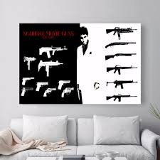 Large Prints Cheap Online Get Cheap Large Scarface Posters Aliexpresscom Alibaba