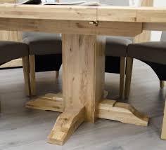 canterbury oak round extending table set canterbury