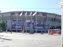 Metrodome History Photos More Of The Minnesota Vikings