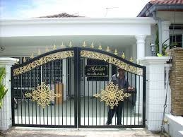 Gate Design Ideas Decoration Ideas Incredible Simple Modern Gate Designs For