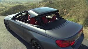 BMW M4 Convertible F83 - Exterior Design - YouTube