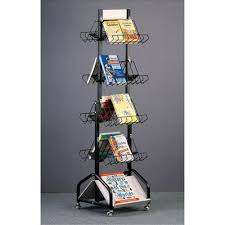 Library Book Display Stands Mild Steel Book Display Stand Rs 100 Piece Sardanas Art Centre 22