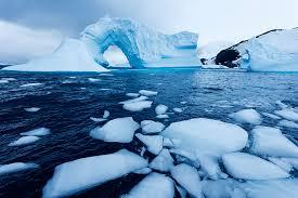 Resultado de imagem para Derretimento da Antártica é seis vezes maior do que há 40 anos, revela Nasa