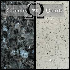 quartz vs granite a designers point of view
