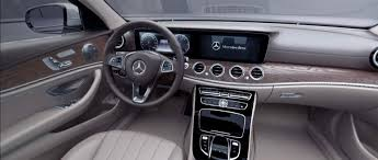 Mercedes-Benz E-Class Estate: 360º EXCLUSIVE Interior.