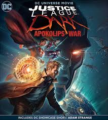 Justice league is not a film. Film Review Justice League Dark Apokolips War The Unseen Library