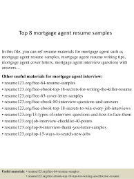 Airport Security Resume Sample Best Of Top 24 Mortgage Agent Resume Samples