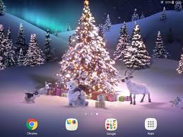 Christmas 3D Live Wallpaper for Android ...