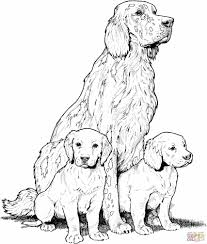 Small Picture Free For Kids Free Dogs Coloring Pages Printable Dog Coloring