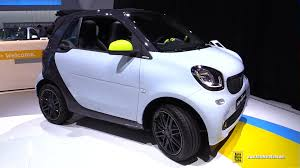 2017 Smart For Two Cabrio Tailor Made Manual Exterior Interior