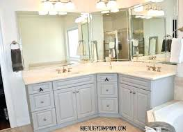 kitchen cabinets in bathroom. Using Ikea Kitchen Cabinets For Bathroom Vanity Floating Paint In A
