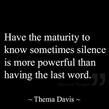 Maturity Quotes Inspiration Moving On Quotes It Is The Best Way Our Can Speak Anything In