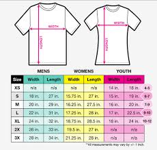 Loot Crate Shirt Size Chart Teefury Thinks Adult Women Should Have Childrens Bodies