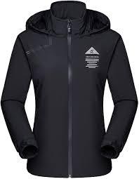 Women S Light Windbreaker Jacket Magcomsen Womens Hooded Lightweight Windbreaker Jacket Sun Protect Windproof Jacket Outdoor Running Top