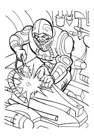 Blog Coloring Book 15 Tiny Raider