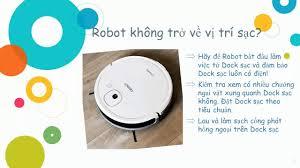 Vietz.vn - Một số câu hỏi thường gặp khi sử dụng Robot hút bụi Ecovacs DJ35