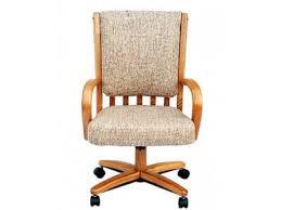 chromcraft chair on wheels cr42c