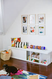 Diy Built In Storage Make A Bench With Built In Storage A Beautiful Mess