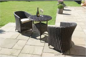 garden table and 2 chairs set. sienna rattan garden furniture outdoor small round table and 2 chairs bistro set o