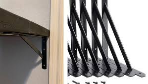 the best heavy duty shelf brackets