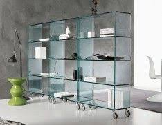 italian glass furniture. Tonelli Design Italy Make Some Stunning Glass Furniture \u0026 The Libreria Is Both Beautiful Sturdy, With Useful (locking) Castors To Moving It Easy Italian