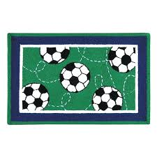 soccer sport green area rug rugs furniture fair florence kids
