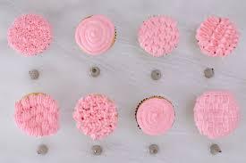 Cake Icing Tips Designs How To Use Piping Nozzles Gemmas Bigger Bolder Baking