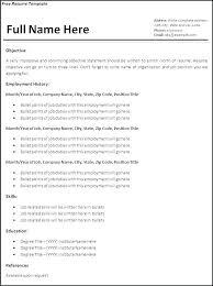 Editable Resume Template Custom Free Editable Pdf Resume Template Templates Beautiful To Download