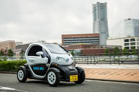 new car release october 2013Carsharing Service Using Nissan New Mobility Concept EVs Launches