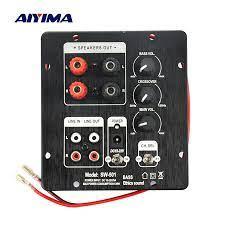AIYIMA 2,1 Digitale Subwoofer SMD Integrierte Verstärker Audio Board  Unabhängige 2,0 Kanal Ausgang Zuhause Sound Lautsprecher Verstärker|integrated  amplifier|amplifier boarddigital subwoofer - AliExpress