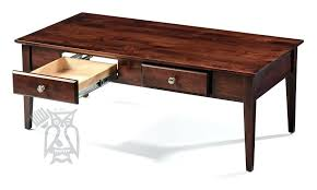 alder coffee table solid alder wood coffee table with drawers choose color clay alder coffee table alder coffee table
