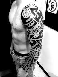 Tatuaggi Tribali Braccio Significato E Simbolo Per Uomo E Donna