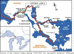 Figure 1 From Using Nautical Charts To Visualize 19 Th