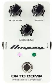 Купить <b>Ampeg Opto</b> Comp <b>эффект</b> компрессор для бас гитары ...