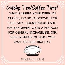 2.how do you spell coffee? Lazy Witchcraft Wiccan Wicca Spells Tea Magick Coffee Magick Witchy Witchcraft Spells For Beginners Easy Spells