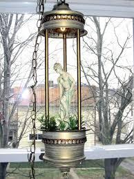 vintage dess rain lamp oil drips down